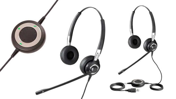 Euskotel le ofrece la gama de auriculares Jabra BIZ 1900