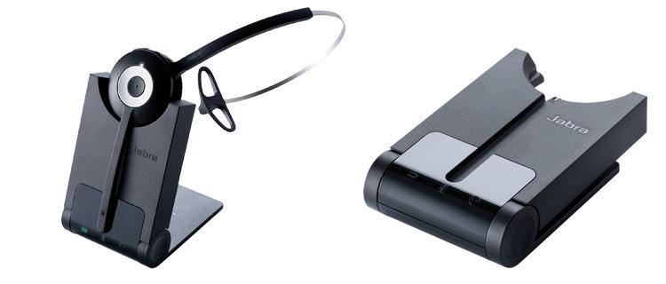 Euskotel le ofrece la gama de auriculares Jabra PRO900