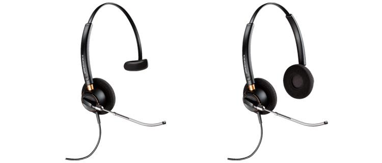 Auriculares para empresa Plantronics EncorePro 510/520