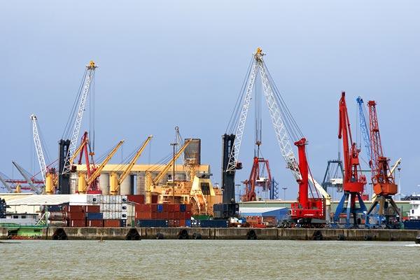Sistema de comunicación instalado en el puerto de Bilbao, Bilbaoport