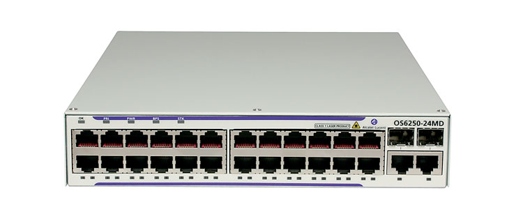 Switch OmniSwitch 6250 de Alcatel-Lucent