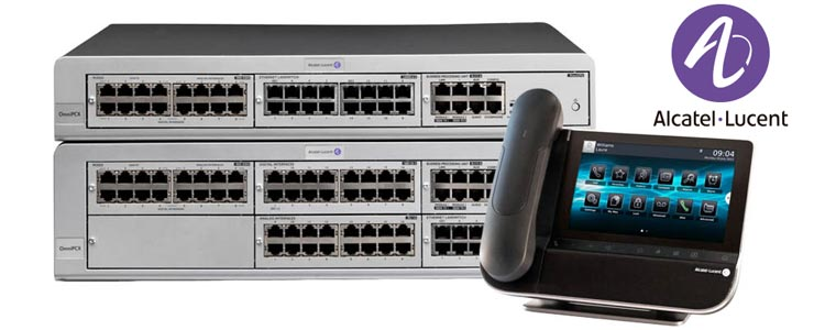 Plataformas de comunicación Alcatel-Lucent