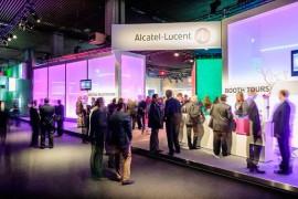 Noticias: Alcatel-Lucent muestra nuevo portfolio de comunicaciones