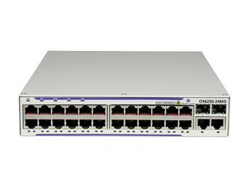 Gama de switches OmniSwitch 6250 de Alcatel-Lucent