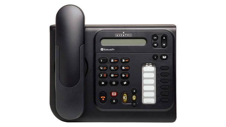 Teléfono baja gama digital Alcatel-Lucent 4019