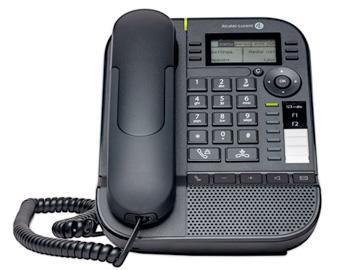 Teléfonos de la gama IP Premium 8018 de Alcatel-Lucent