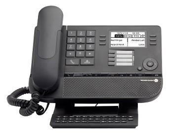 Teléfonos de la gama IP Premium 8028 de Alcatel-Lucent