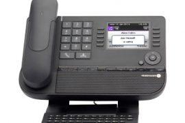 Teléfonos de la gama IP Premium 8068 de Alcatel-Lucent