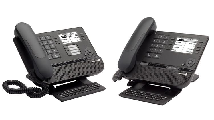 Teléfonos IP Touch 9 Series de Alcatel-Lucent