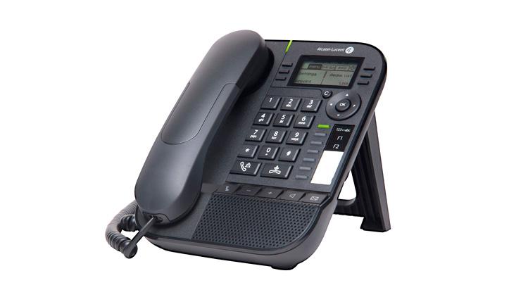 Teléfonos IP Touch 8 Series de la gama 8018 de Alcatel-Lucent