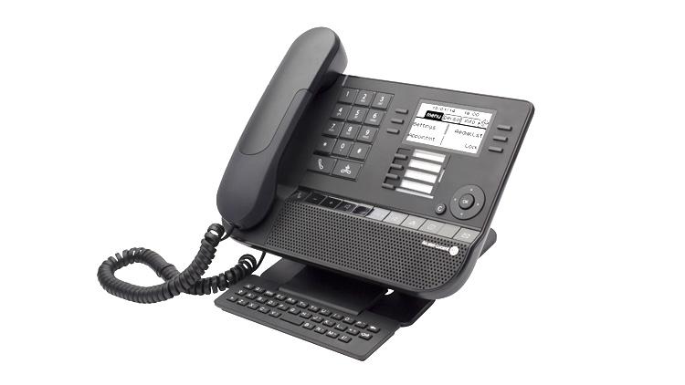 Teléfonos IP Touch 8 Series de la gama 8028 de Alcatel-Lucent