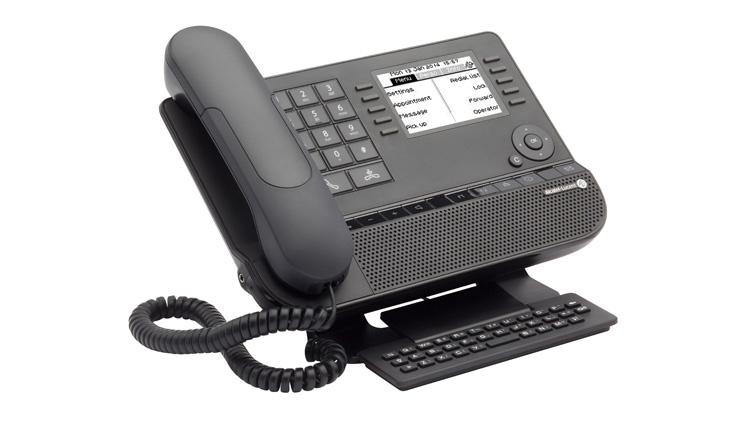 Teléfonos IP Touch 9 Series de la gama 8039 de Alcatel-Lucent