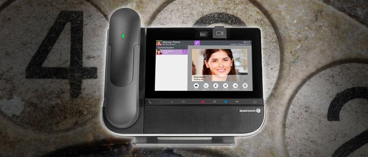 Euskotel le ofrece toda la gama de teléfonos para empresa de Alcatel-Lucent