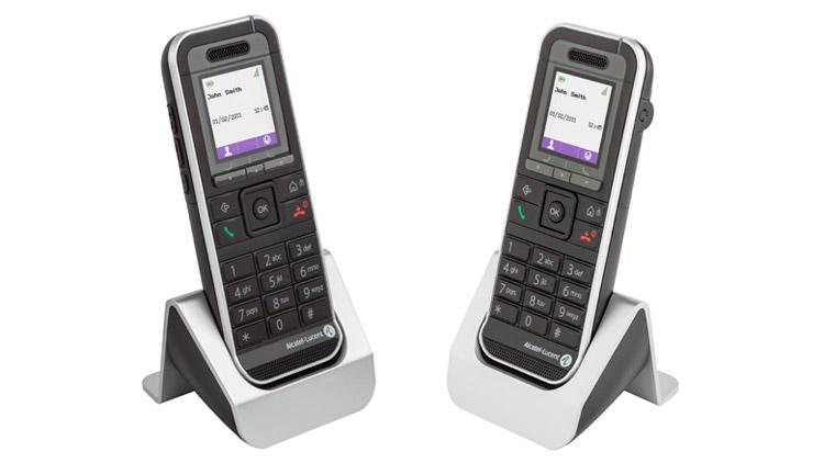 Teléfonos inalámbricos DECT 8232 de Alcatel-Lucent