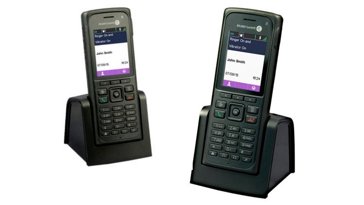 Teléfonos inalámbricos DECT 8262 de Alcatel-Lucent